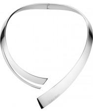Calvin Klein KJ3UMJ000100 Hyvät pidemmälle hopea teräs kaulanauha